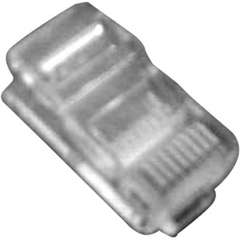 Plug; Modular; RJ45; 8; 8; Solid⁄ Stranded, Pack of 100