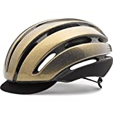 Giro GH23110 Womens Ash Bike Helmet, Transparent Black Gold Pearl - S
