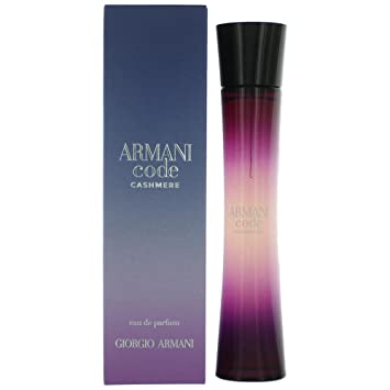 Amazon.com   Giorgio Armani Giorgio Armani Armani code cashmere by giorgio  armani for women - 2.5 Ounce edp spray 002e03e8ab299