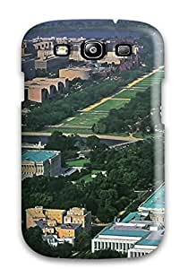 MaryannVillanueva Case Cover For Galaxy S3 - Retailer Packaging City Skyline Protective Case