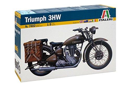 (Carson 510007402–1: 9Triumph Motorcycle)