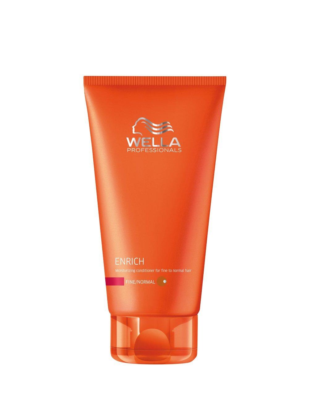 Wella Professionals Enrich unisex, Feuchtigkeitsspendender Conditioner für feines bis normales Haar 200 ml, 1er Pack (1 x 1 Stück) 1er Pack (1 x 1 Stück) 8825