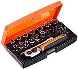 SL25 Socket Set 25 Piece 1/4in Drive