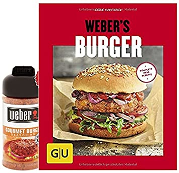 Weber s Burger (GU S Grillen) Burger recién desde Barbacoa ...