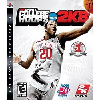 Image of College Hoops 2K8 - Playstation 3 Games