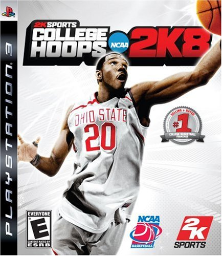 51Nq WZvdSL - College Hoops 2K8