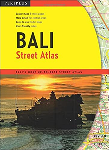bali street atlas