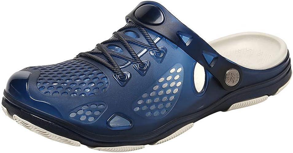 Plage Sunenjoy Jardin Chaussures Plastique Sabots de Homme MpVqSzU