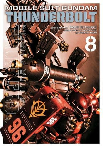 Price comparison product image Mobile Suit Gundam Thunderbolt, Vol. 8