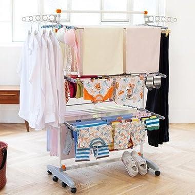 Premium Clothes Drying Rack