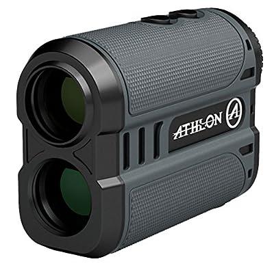 Athlon Optics , Midas , Laser Rangefinder , 1200 Yard Grey , by Athlon Optics