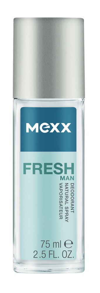 Mexx Fresh by Mexx for Men - 2.5 oz Deodorant Spray Mexx_11
