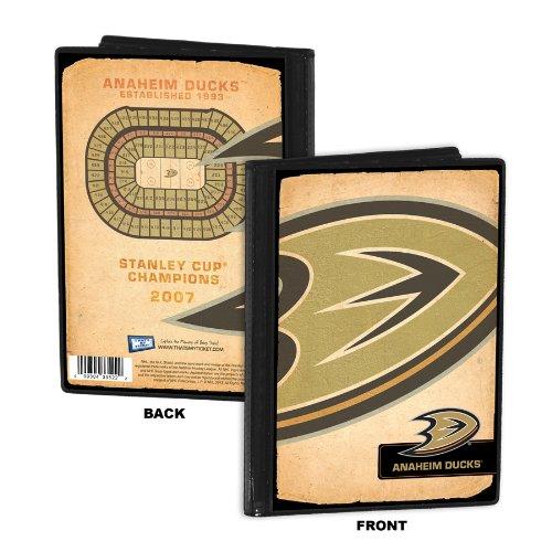 NHL Anaheim Ducks Mini Photo Album (Ticket Anaheim Ducks Ticket)