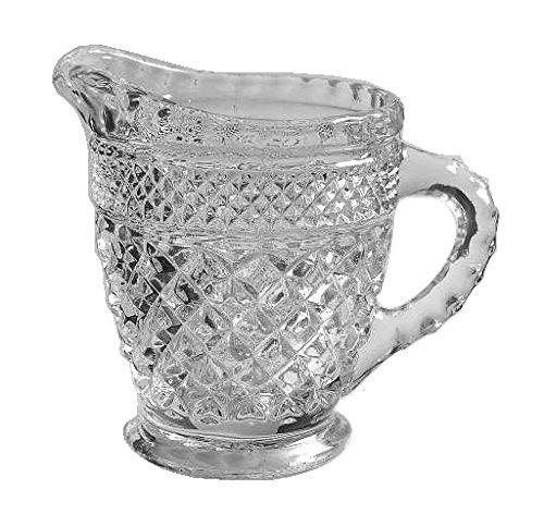 Anchor Hocking Wexford Clear Glass ( 8 Oz / 4 1/4