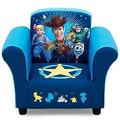 Delta Children Upholstered Chair, Disney...