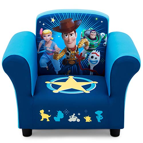 Delta Children Upholstered Chair, Disney/Pixar Toy Story 4 -