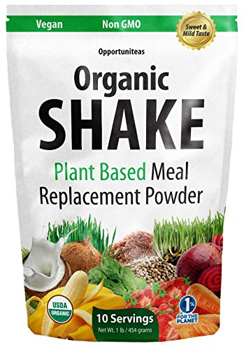 Non gmo meal replacement