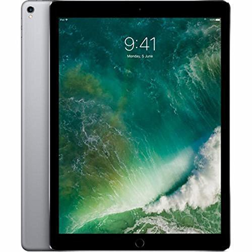 APPLE MP6G2LL/A iPad Pro with Wi-Fi 256GB, 12.9'', Space Grey by Apple