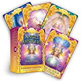 Angel Answers Oracle Cards: A 44-Card Deck and