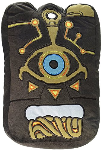 Little Buddy Legend of Zelda Breath of The Wild 1640 Sheikah Slate Cushion Plush Stuffed Plush (Link Pillow)