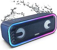 Bluetooth Speakers, DOSS SoundBox Pro+ Wireless Bluetooth Speaker with 24W Impressive Sound, Booming Bass, IPX