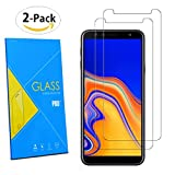 [2 Pack] Samsung Galaxy J4+ Plus 2018 6.0' Screen Protector - Tempered Glasses Screen Guard Protector FILM For Samsung Galaxy J4+ Plus