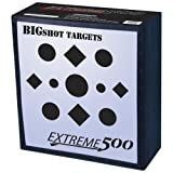iron man targets - BIGSHOT ARCHERY Big Shot Iron Man Extreme 500 Target, White, 24