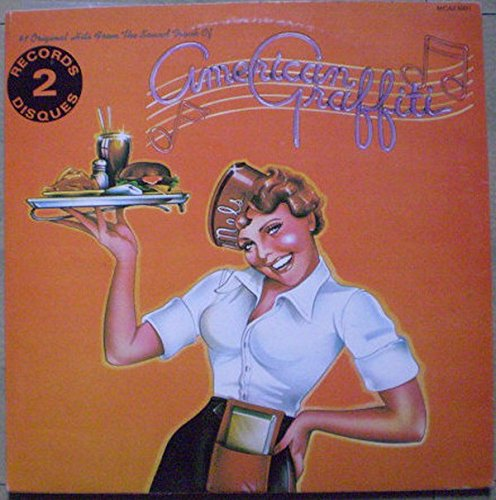 41 Original Hits From The Sound Track Of American Graffiti for sale  Delivered anywhere in Canada