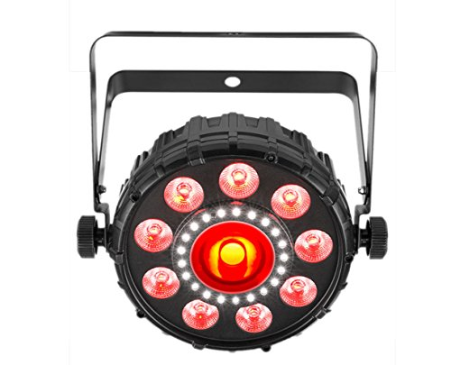 Chauvet DJ FXpar 9 Compact DMX Wash Strobe Multi-Effect LED Par Light Fixture by Chauvet DJ