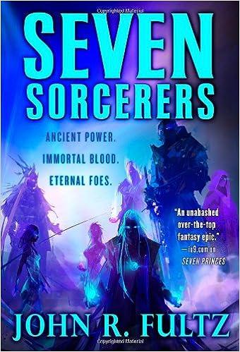 Téléchargement gratuit de livresSeven Sorcerers (Books of the Shaper) 0316187852 in French by John R. Fultz