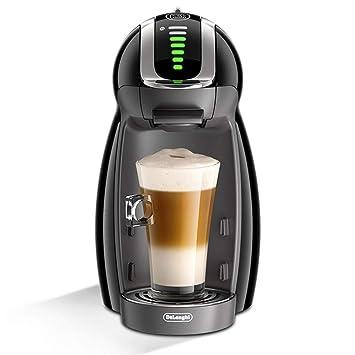 KTM Nescafe Dolce Gusto Genio 2 Juego automático y máquina de café Selecta (Negro/Plata, Rojo),Black: Amazon.es: Hogar