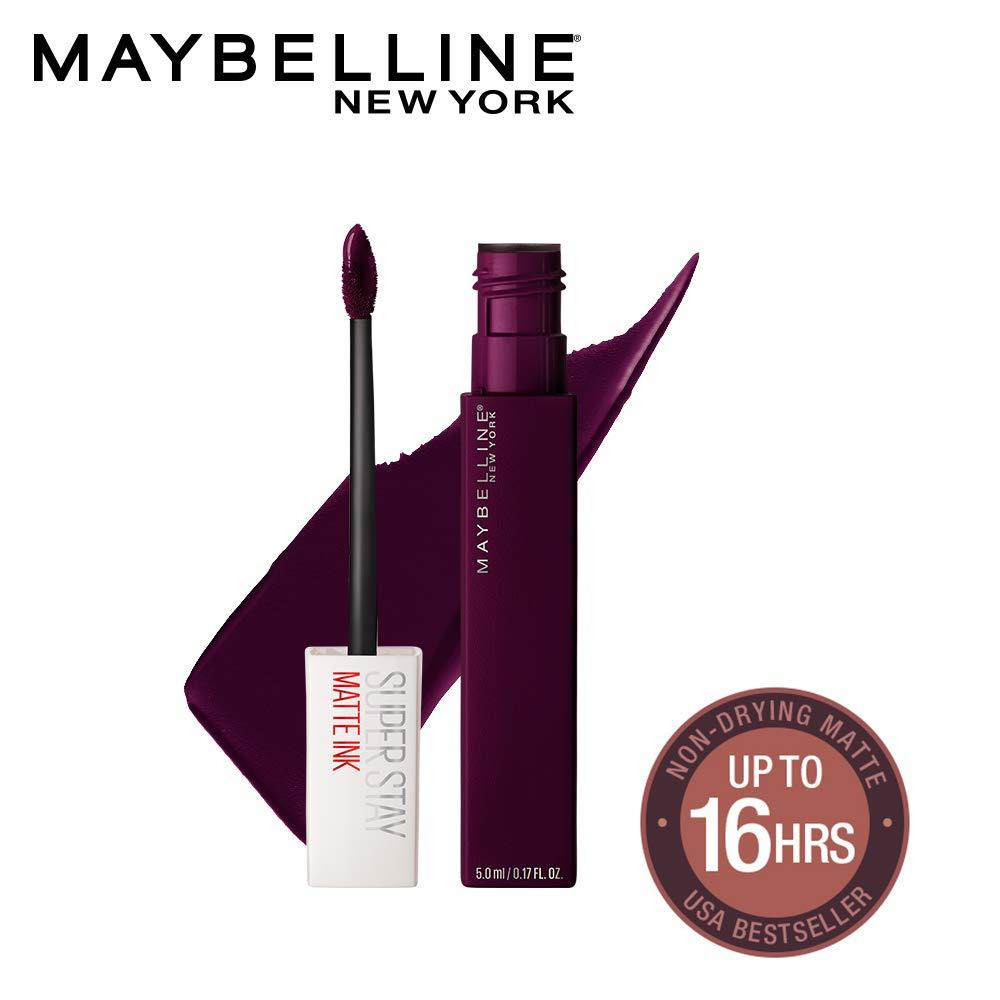 Maybelline-New-York-Super-Stay-Matte-Ink-Liquid-Lipstick thumbnail 42
