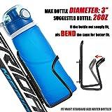 USHAKE Water Bottle Cages, Basic MTB Bike Bicycle