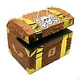 Pirate Treasure Chest Pinata