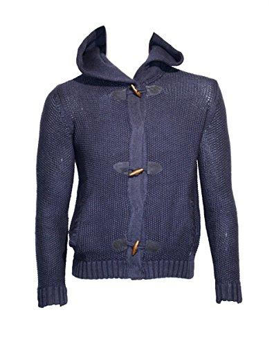 Woolrich Kid Knitted Blu Duffle B's ffqr10