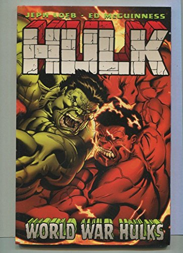 Hulk- World War Hulks New Trade Paperback TPB Graphic Novel