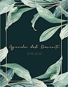 Calendario Luglio Agosto 2020.Amazon It Agenda Del Docente 2019 2020 Calendario E Agende