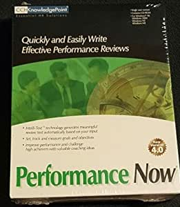Performance Now 1 User