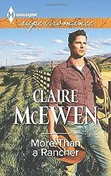 More Than a Rancher (Harlequin Super Romance (Larger Print))