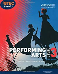 BTEC Level 3 National Performing Arts Student Book (Level 3 BTEC National Performing Arts)