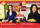 30 Minute Meals with Rachael Ray: Entertaining Made Easy/Quick and Healthy (6 DVD Set)