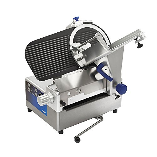 Vollrath 40954 Automatic Heavy Duty 35ø Gravity Feed Slicer with 12