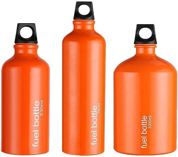 SDGDFXCHN Botella de Combustible líquido Motocicleta Gasolina ...