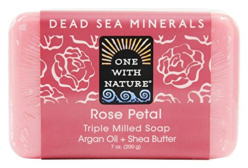 One Nature Soap Rose Petal product image