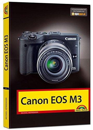 Canon EOS M3 Handbuch