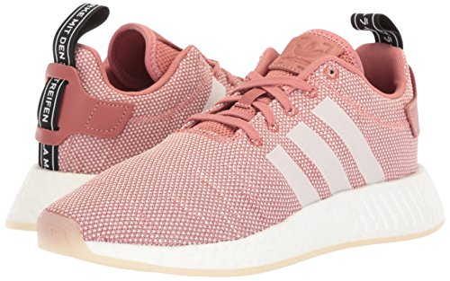 Pink White M adidas Shoe Running US Women's Ash White NMD Originals R2 5 awqSBFa
