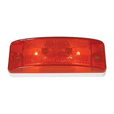 GG Grand General 78286 Red Marker Light Turtle Style Side, Reflector Lens: Automotive