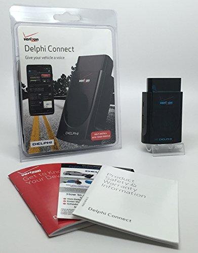 Delphi Connect 4g LTE Vehicle Diagnostics Module Verizon Act231