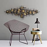 Handmade Interior Design Metal Wall Art Hanging Decorative Wall Sculpture