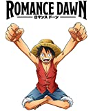 【Amazon.co.jp限定】ROMANCE DAWN *初回生産限定版BD (特典:オリジナルデカジャケット+メーカー特典:描き下ろし着せ替えジャケット(ルフィ&アン)) [Blu-ray]